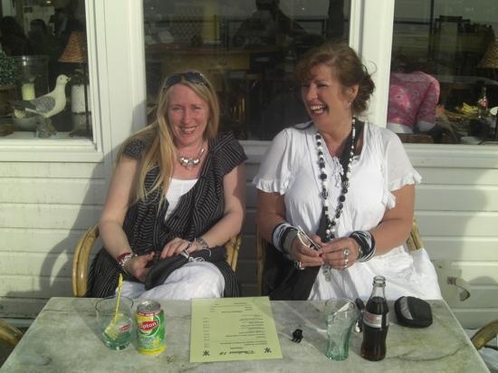 Strandpaviljoen Thalassa: Genieten in Zantvoort...