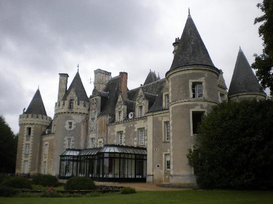 Château Golf des Sept Tours: Coté golf