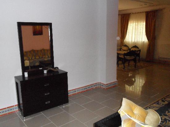 Hotel Residence Pomaria: photo de la suite