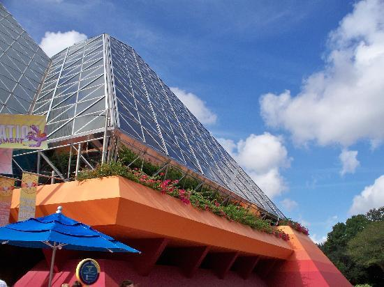 Walt Disney World Resort: EPCOT - JOURNEY INTO IMAGINATION