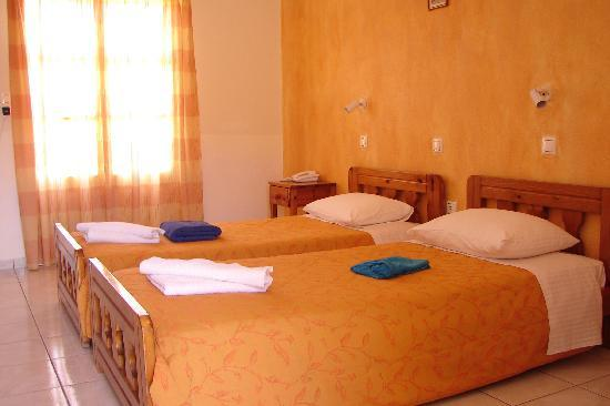 Romantic Spa Resort : Comfortable beds