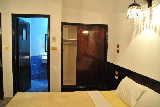 El Nakhil Hotel & Restaurant: Room