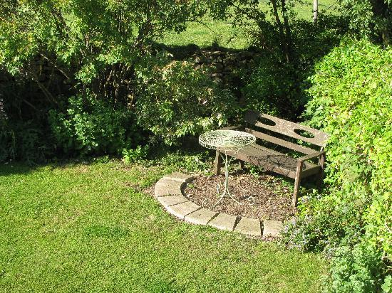 Foxhill B&B: One corner of the garden