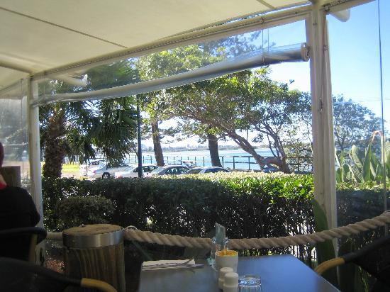 The Moorings Cafe/Restaurant: Another view