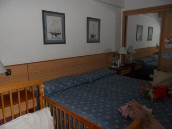 Hotel Balmoral: habitación