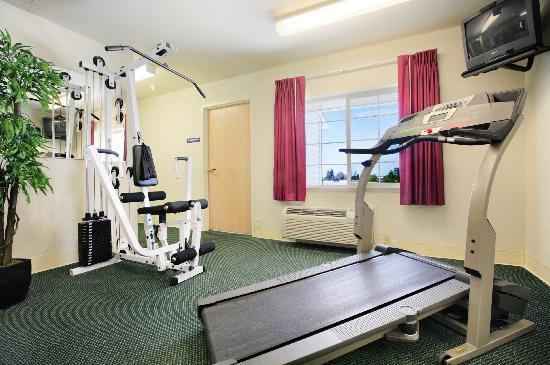 Microtel Inn & Suites by Wyndham Modesto Ceres: Fitness Room
