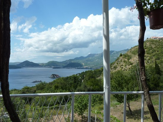 Sveti Stefan, Czarnogóra: What a place, what a view!