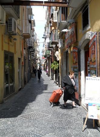 Gaeta, Italia: little charming street