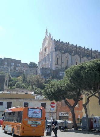 Gaeta, Italien: a long but breathtaking walk