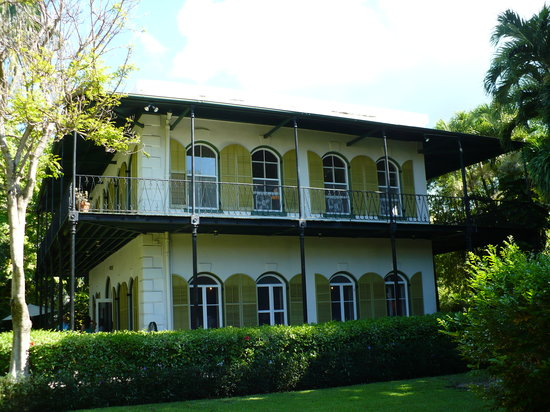 Key West, FL: Hemingway house