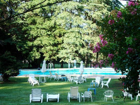 Hotel Ypora: Piscina
