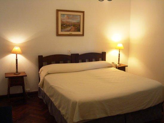 Hotel Ypora: Cuarto