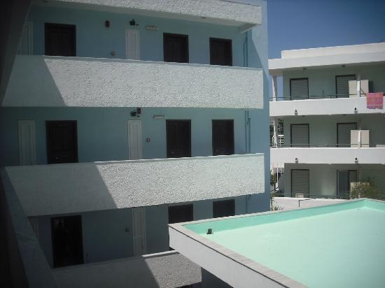 Hotel Kos Bay : vue1