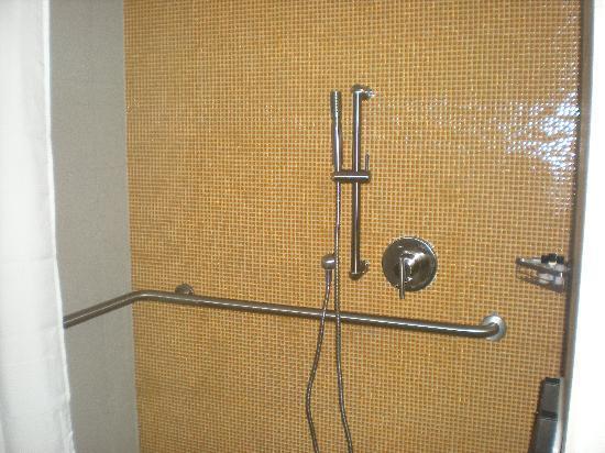 Hotel Breakwater South Beach: Shower