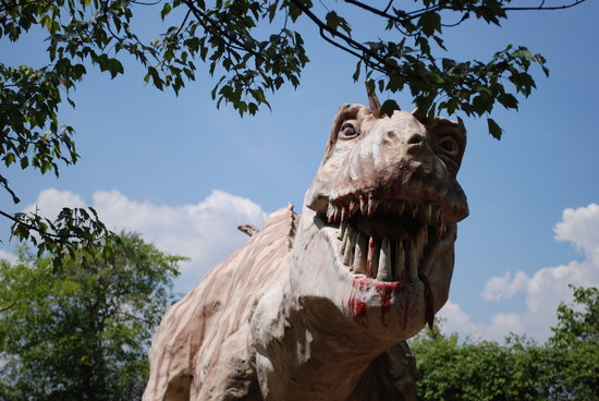 White Post, VA: T-Rex!