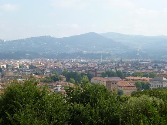 Tuscany Tour Time: The view from the highest point in Florence