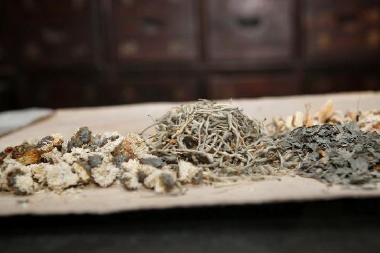 Frances Ren Wellness Center : Herbs