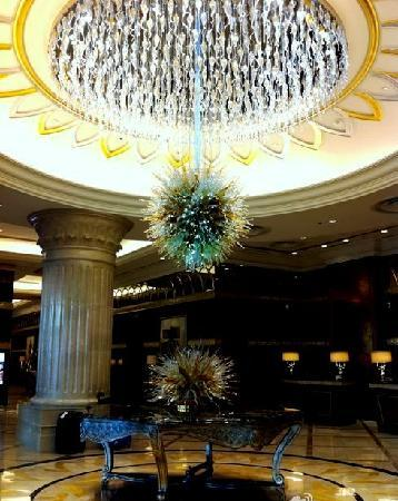 Lotte Hotel Moscow : lobby