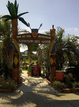 Inn at the Waterpark: Putt-Putt