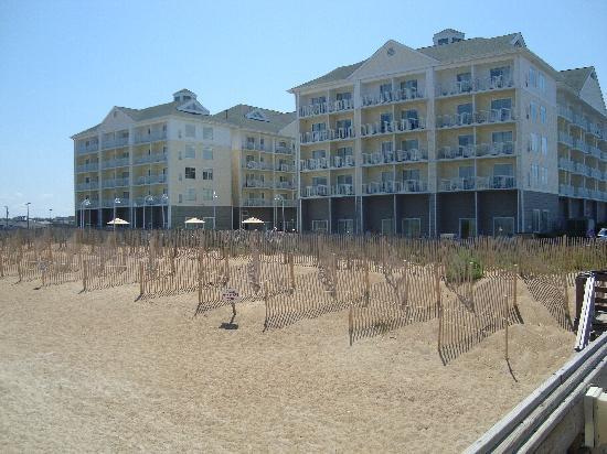 hilton garden inn outer bankskitty hawk hotel from the pier - Hilton Garden Inn Outer Banks