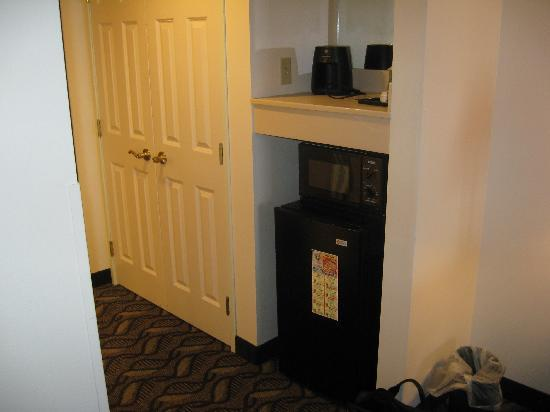 Wingate by Wyndham Latrobe : Hotel room upon arrival 3