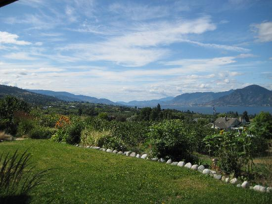 Sutherland Blueberry Bed & Breakfast: Spectacular View 2