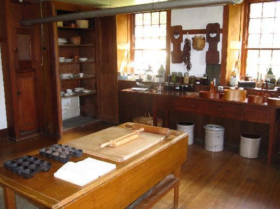 Hancock Shaker Village: A workshop