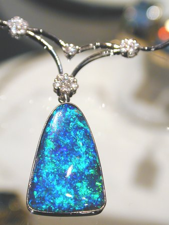 The National Opal Collection: Diverse range of designs
