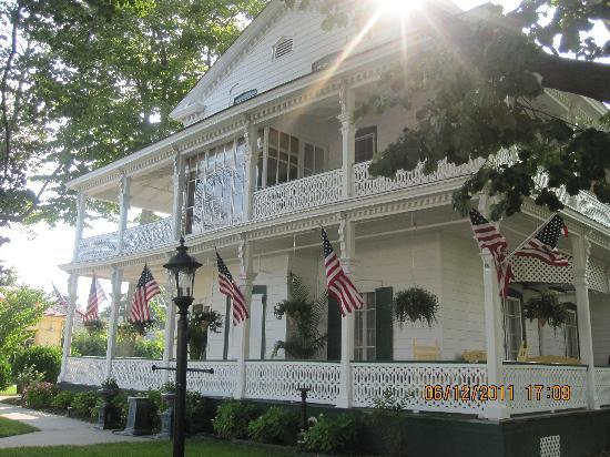 Elaine's Bed & Breakfast Inn : Elaines is in the Heart of CapeMay