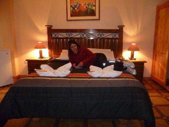 Royal Inti Inn: habitacion
