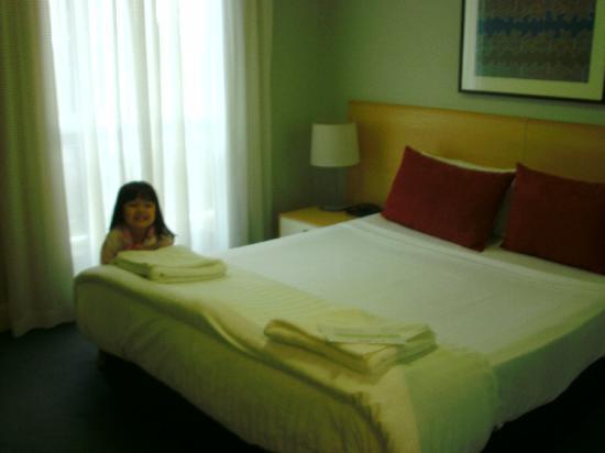 أدينا أبارتمينت هوتل ساوث يارا: Bed Room
