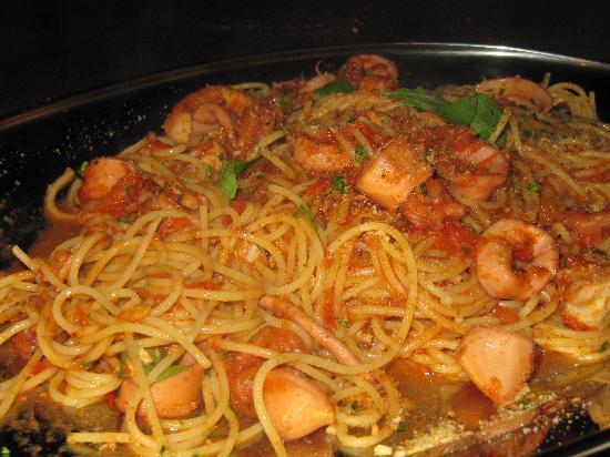 Zuane : sea food pasta