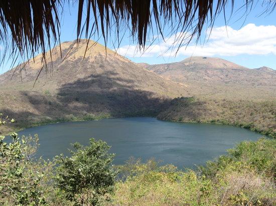 Hokano Adventures: Momotombo seen during Pilas-El Hoyo Hike