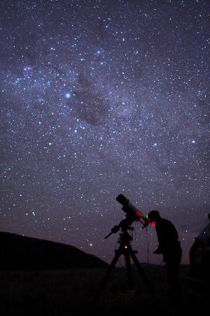 Earth and Sky: Views to the stunning Milky Way