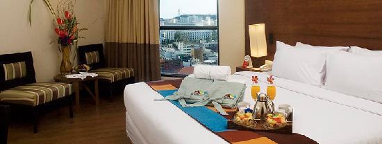 The Seasons Pattaya: Our room