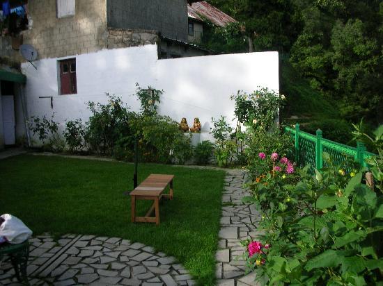 Ivy Bank Guest House: giardino