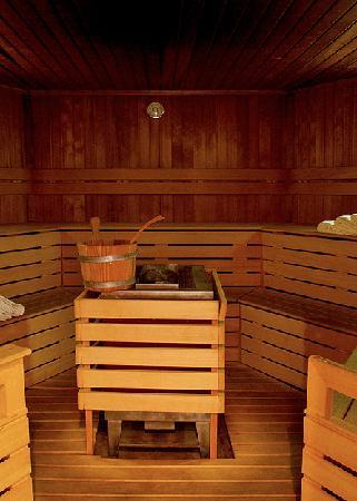 sauna picture of hotel les terrasses d 39 eze eze. Black Bedroom Furniture Sets. Home Design Ideas