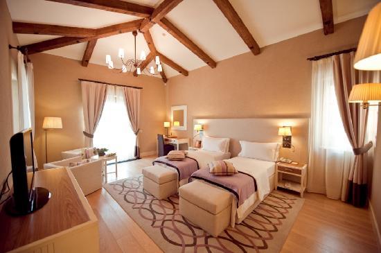 Crimea Breeze Residence: Twin Room