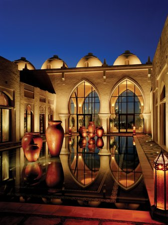 Arabian Court at One&Only Royal Mirage Dubai: Arabian Court at One&Only Royal Mirage