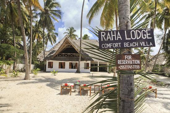 Raha Lodge Comfort Beach Villa : Raha Lodge Confort Beach Villa