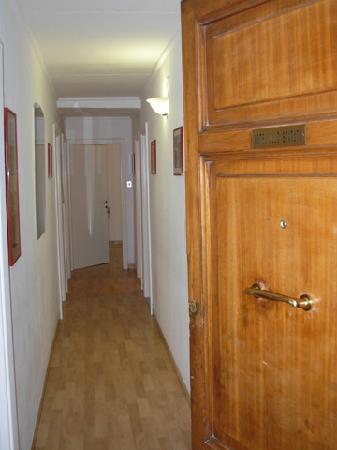 Hotel Allo Statuto: Entrata dell'hotel