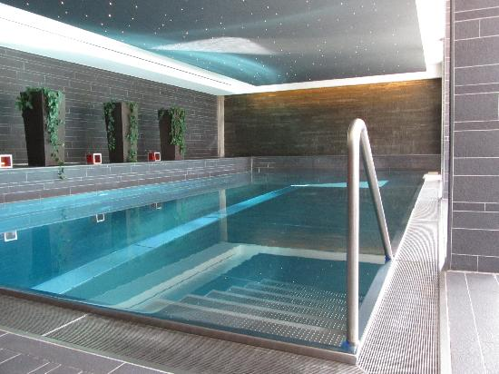The Cambrian: Indoor pool