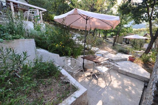 B&B Villa Praesidio : Cottages at Villa Praseidio