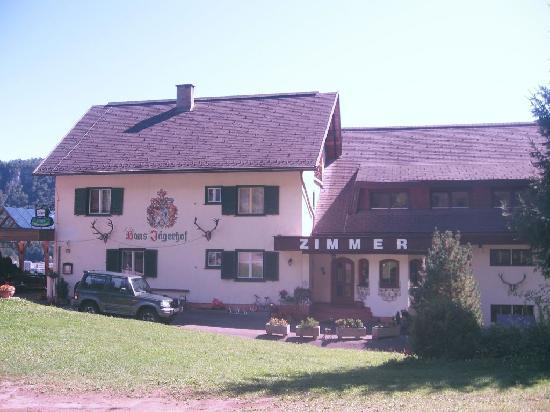 Jaegerhotel: The Gasthof
