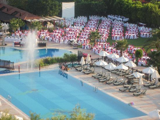 Sherwood Breezes Resort: Amazing Gala night!