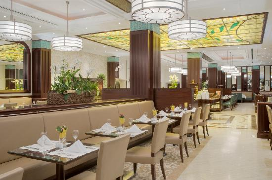 Corinthia Hotel Budapest : Brasserie Restaurant