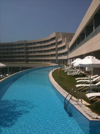 SENTIDO Zeynep Resort : Terrace pool