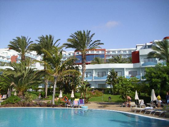 Piscine Foto Van Hotel R2 Pajara Beach Costa Calma