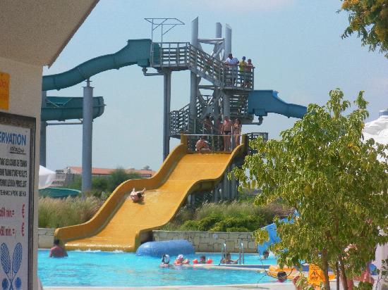 SENTIDO Zeynep Resort : Slide pool
