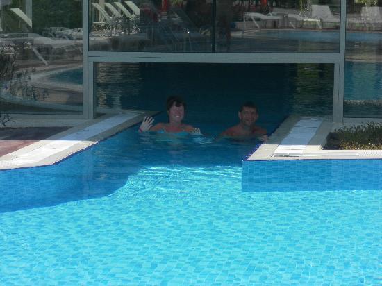SENTIDO Zeynep Resort : Outdoor/indoor